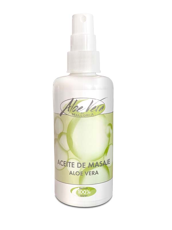 Bio Aloe Vera Massageöl