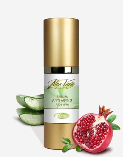 Bio Aloe vera Anti Aging Serum