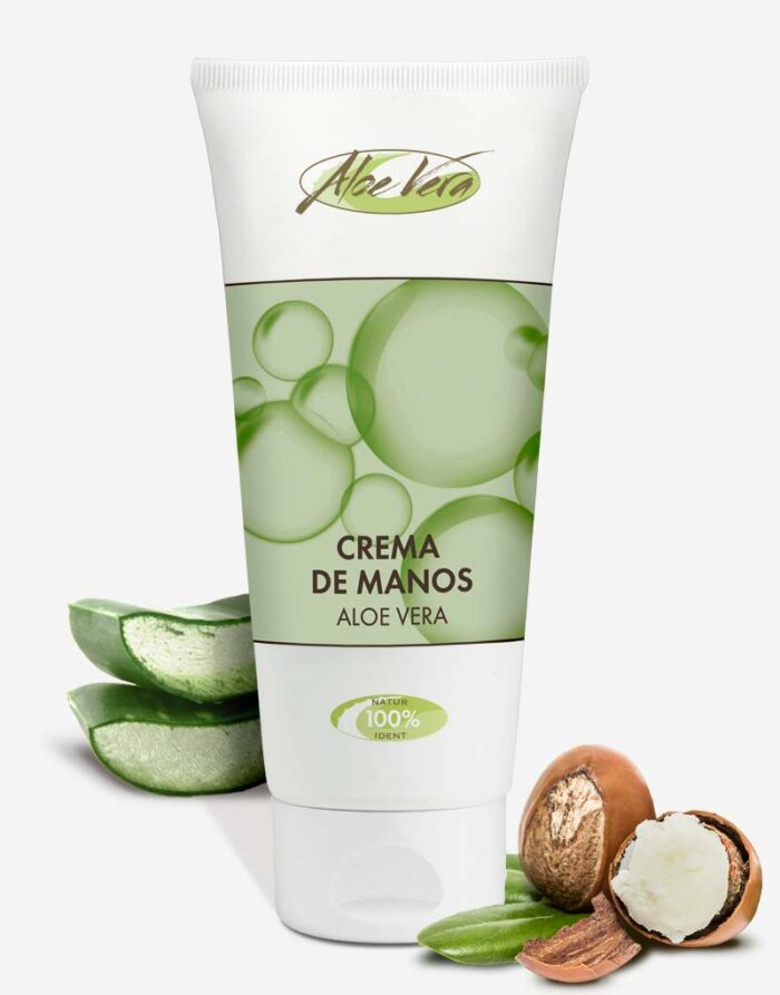 Bio Aloe vera Handcreme