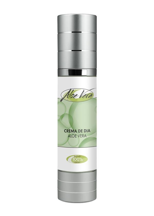 Aloe vera Tagescreme mit Traubenkernöl und Avocadoöl