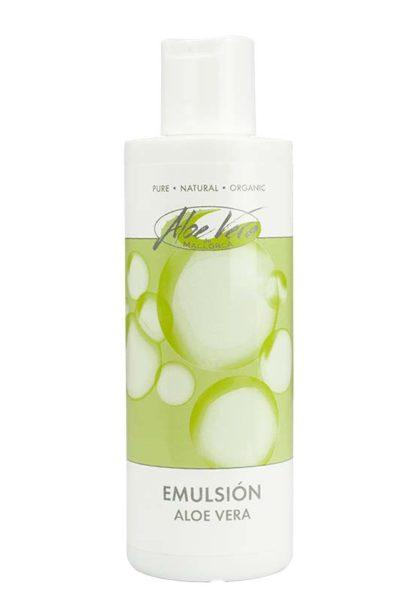 Aloe vera Emulsion mit Jojobaöl und Mandelöl