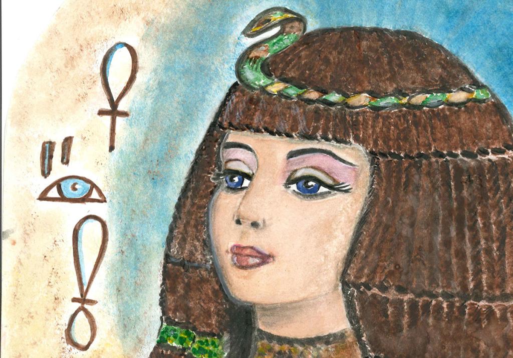 Aloe Vera Geschichte Cleopatra