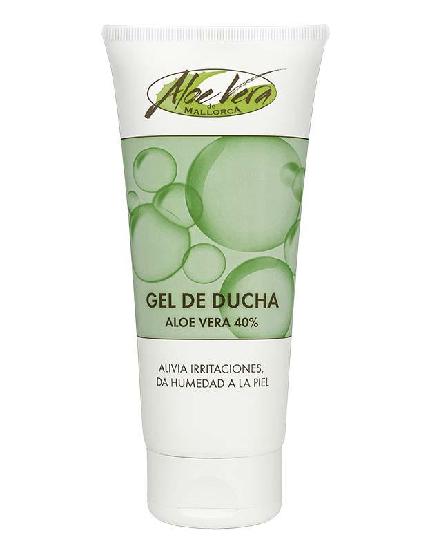 Duschgel mit Bio Aloe vera