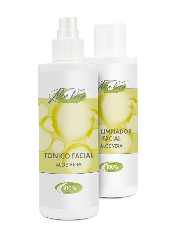 Bio Aloe vera Cleaner Set