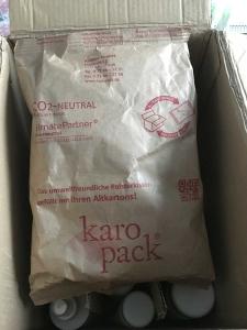 karopack-Verpackungskissen