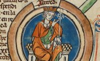 Alfred der Große brachte ca. 1.000 n. Chr. die Aloe vera von Jerusalem mit nach England