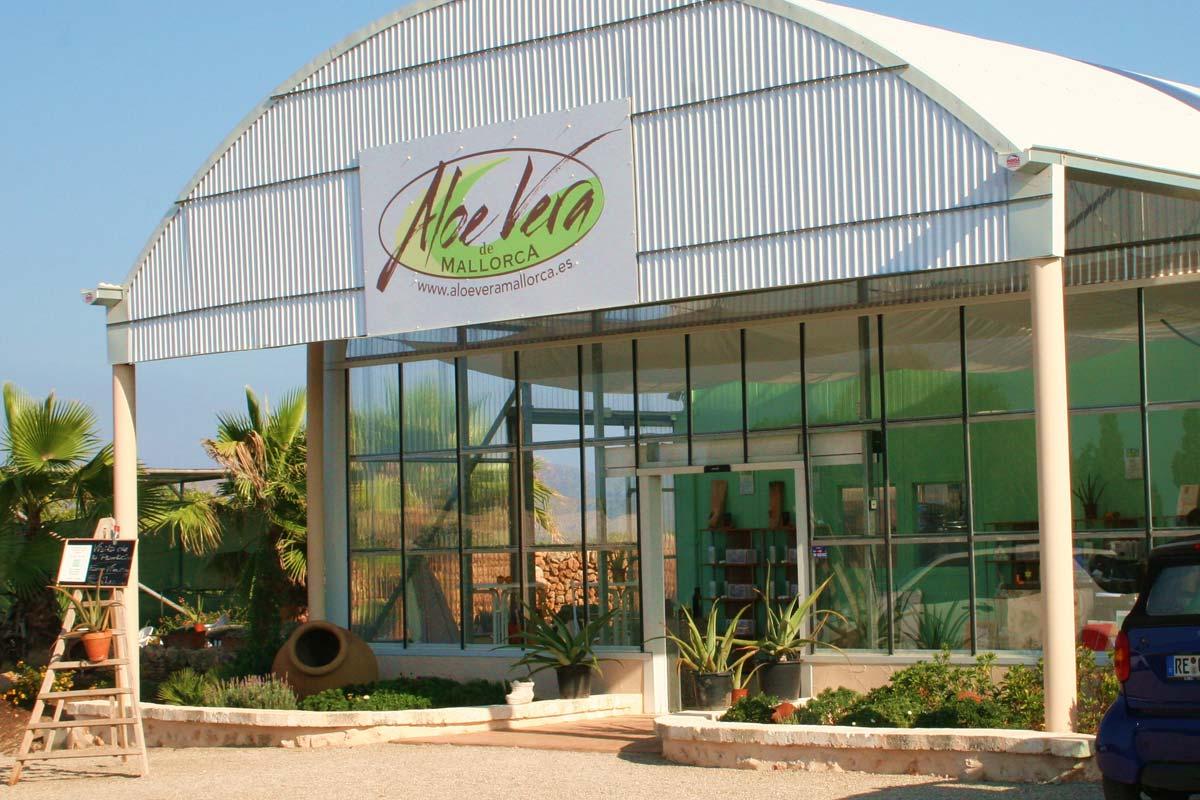 Aloe vera Farm Shop
