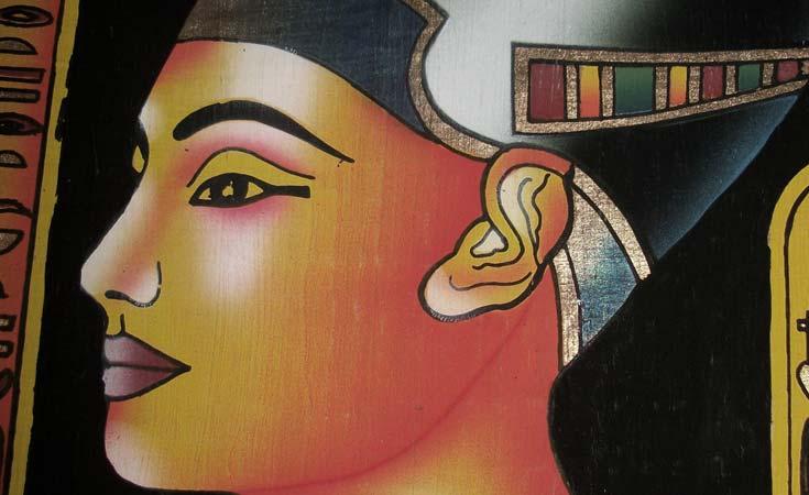 Echte Aloe vera Fans: Kleopatra und Nofretete