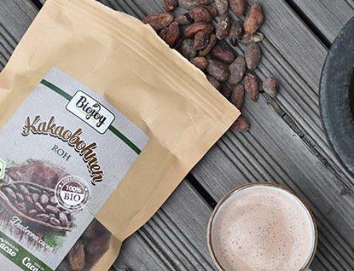 Roher Kakao – Gesunde Kakaobohnen, die glücklich machen