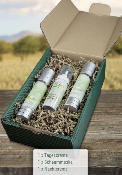 Geschenkbox Aloe vera Intensiv Set