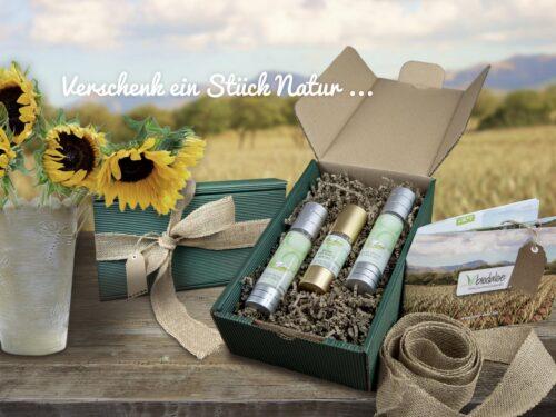 Geschenkbox Aloe Vera Anti Aging Set