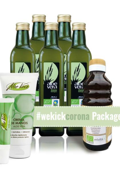 #wekickcorona Package