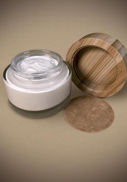So sieht sie aus: Bio Deocreme ohne Duft