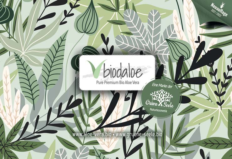 BIODALOE Produktbroschüre